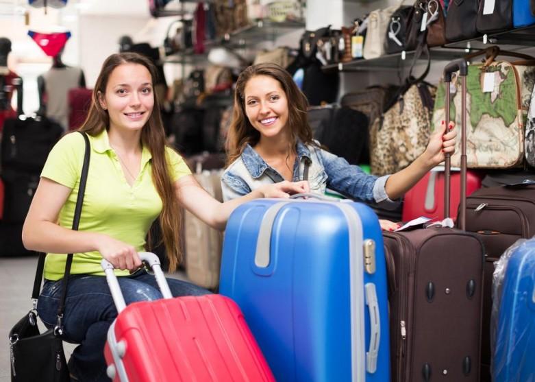 wybieramy walizkę
